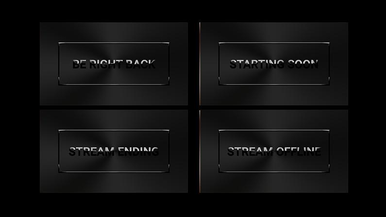 Dark Stream Screens