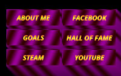 Purple Sunrise Twitch Panels