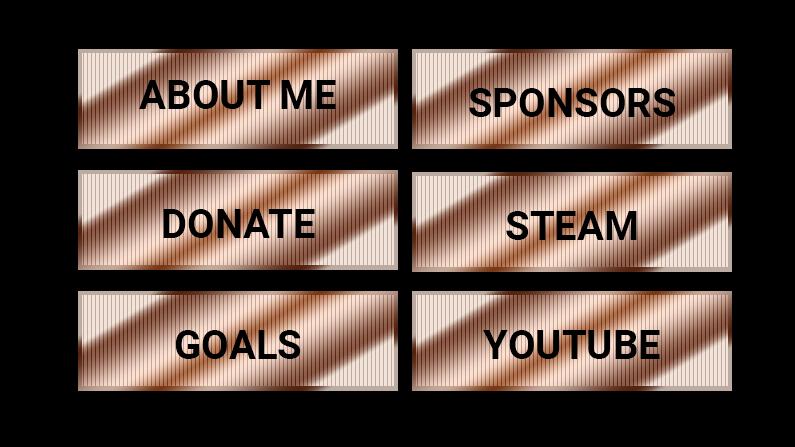 Rust Twitch Panels