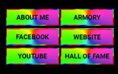Rainbow Twitch Panels