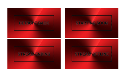 Red Sapphire Stream Screens