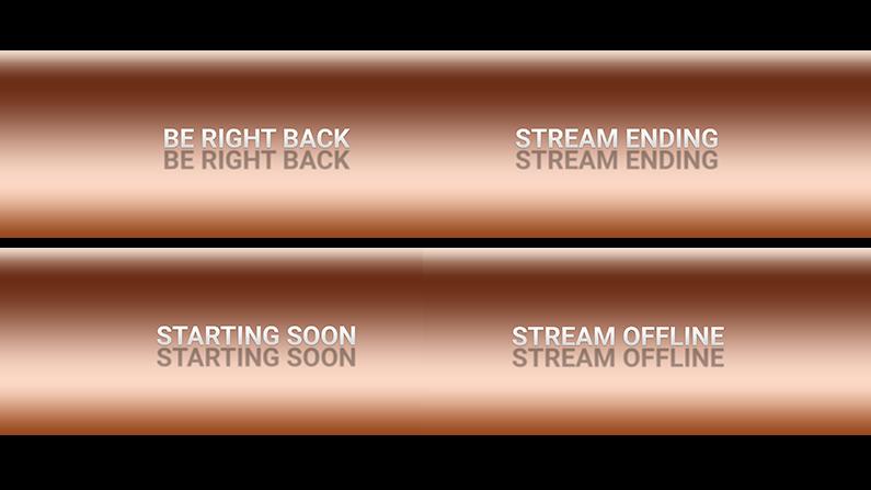 Rust Stream Screens