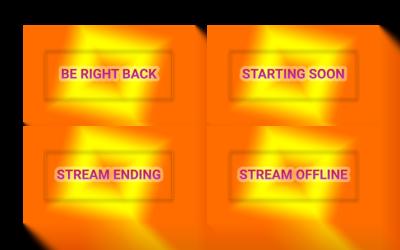 Sunny Stream Screens