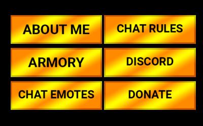 Sunny Twitch Panels