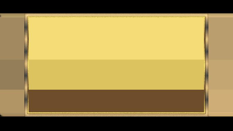 Bright Gold Webcam Overlay 16:9