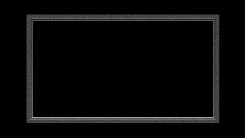 Metal Webcam Overlay 16:9